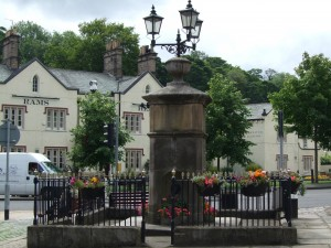 Fountain Square, Disley