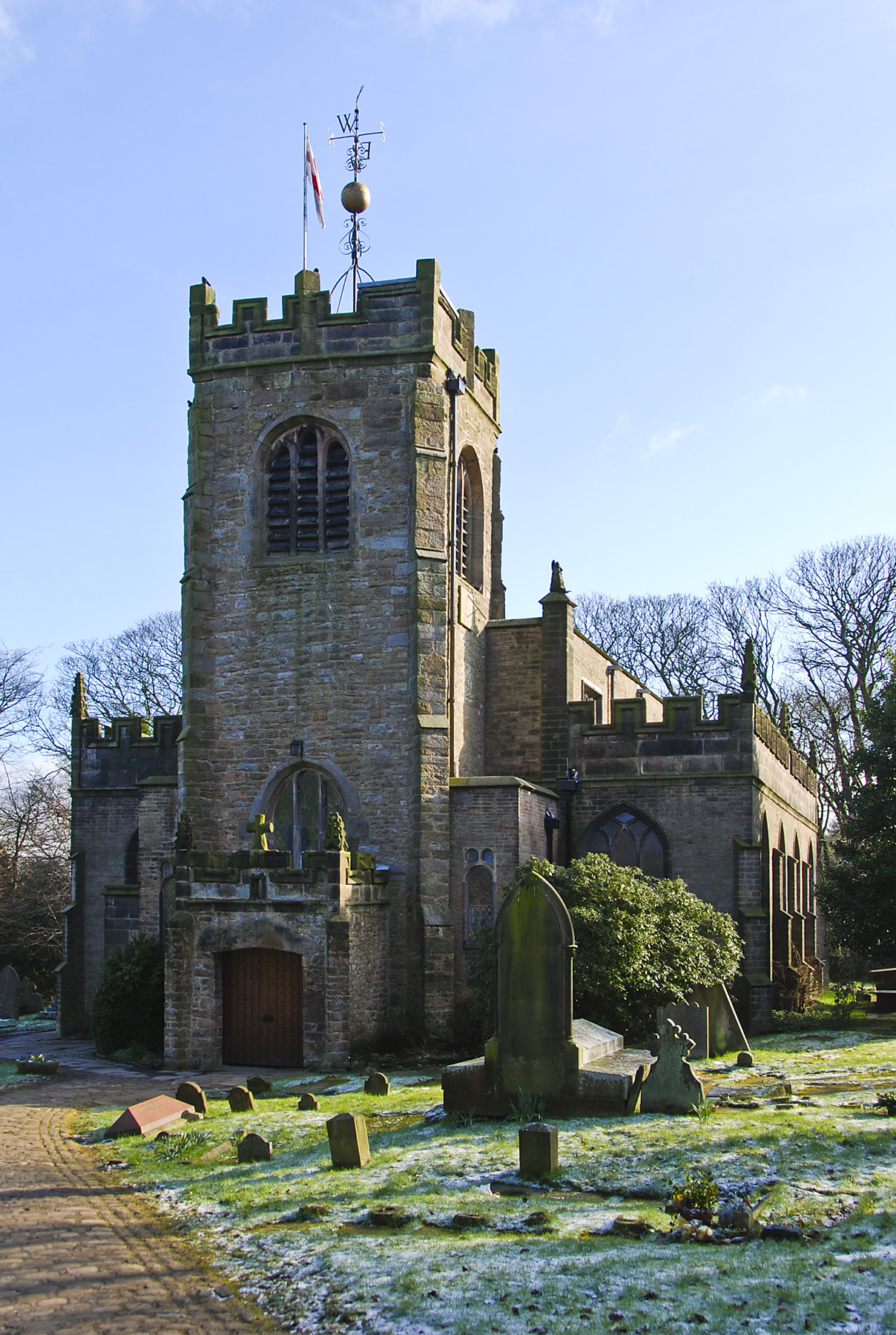 Places of Worship – Disley Parish Council