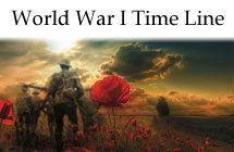 Disley World War 1 Time Line