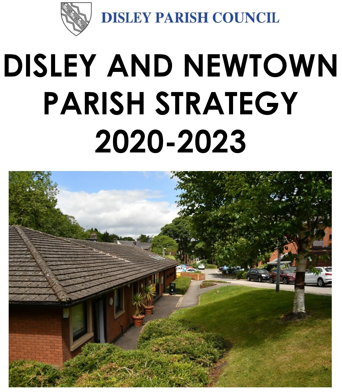 Disley and Newtown Parish Strategy 2020-2023