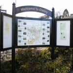 Disley Footpath Map